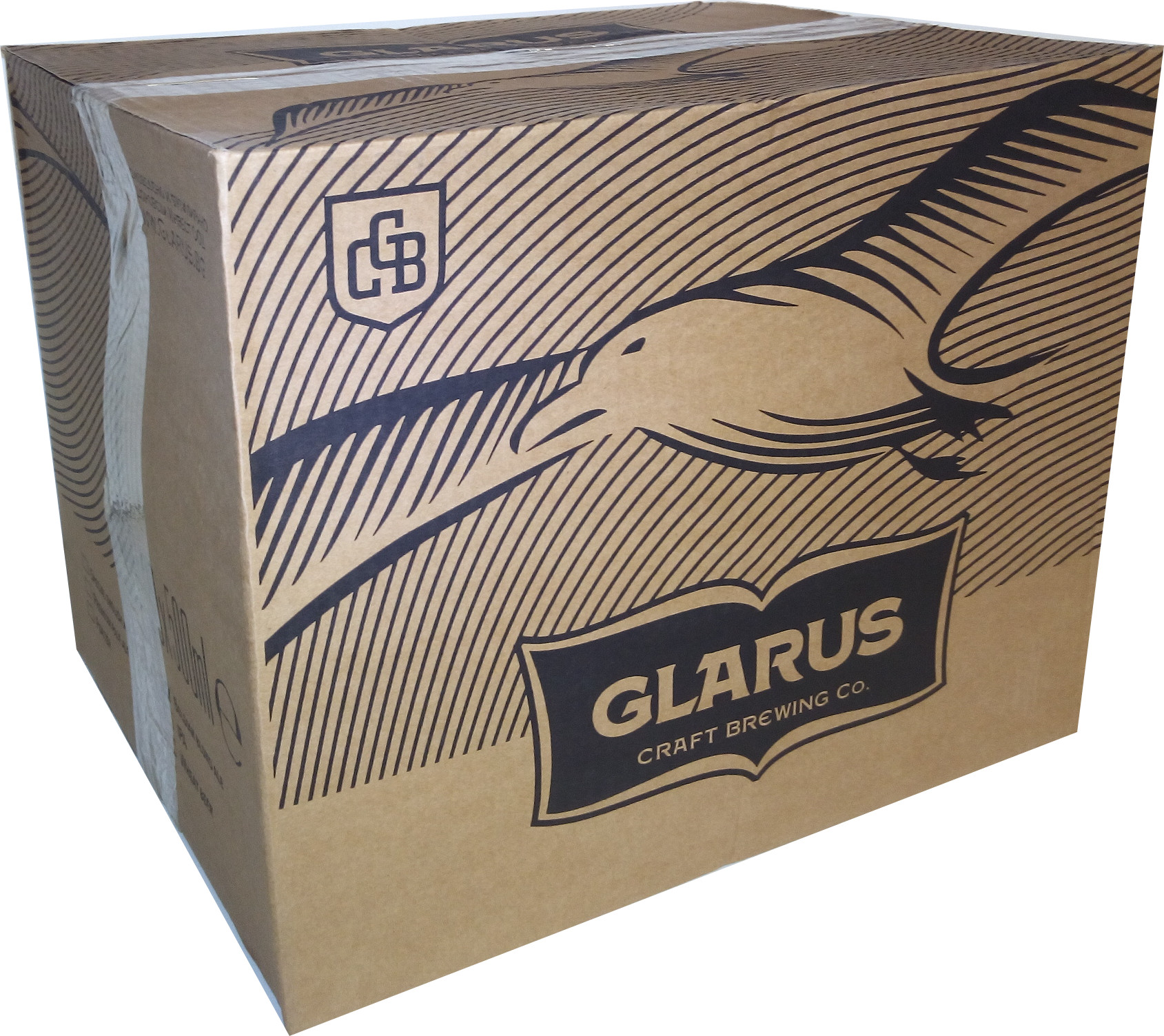 Beer Glarus Special English Ale - box 20 bottles