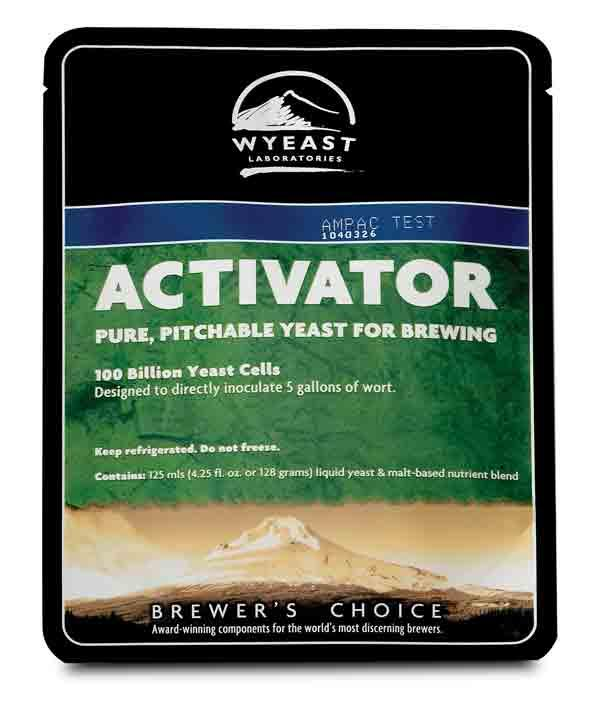 Yeasts nutrients, activators