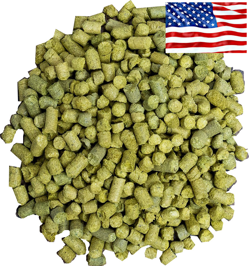 American varieties of hops