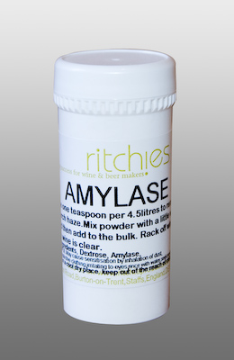 Enzymes for alchohol making