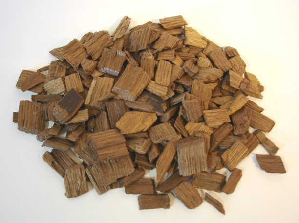 French oak chips - heavy toasted , 100gr.