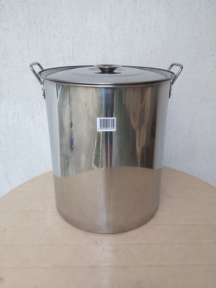 SST Pot 30l. / taller type / 0.8mm