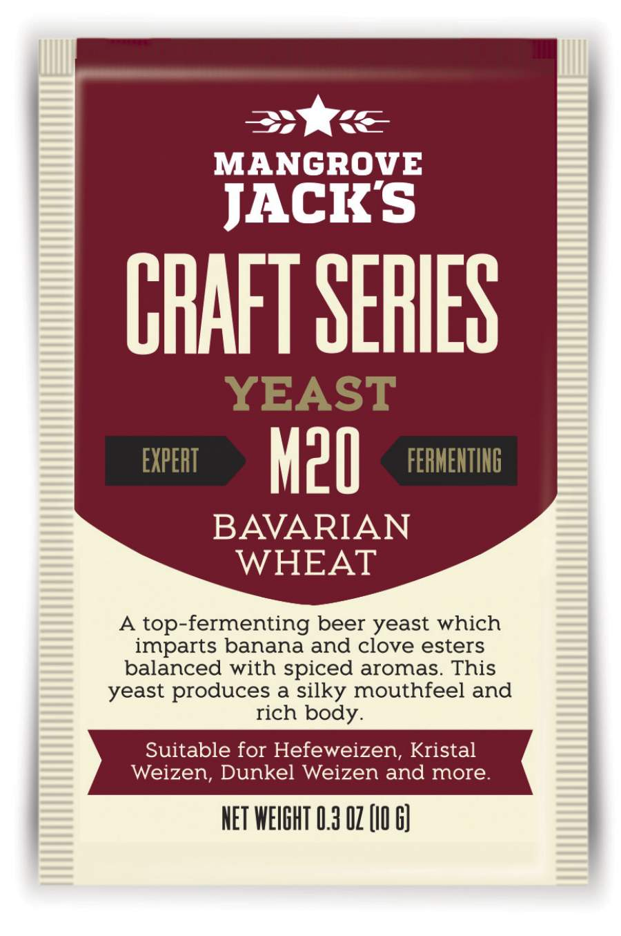 Bavarian Wheat M20 - Mangrove Jack's Craft Series - 10 g