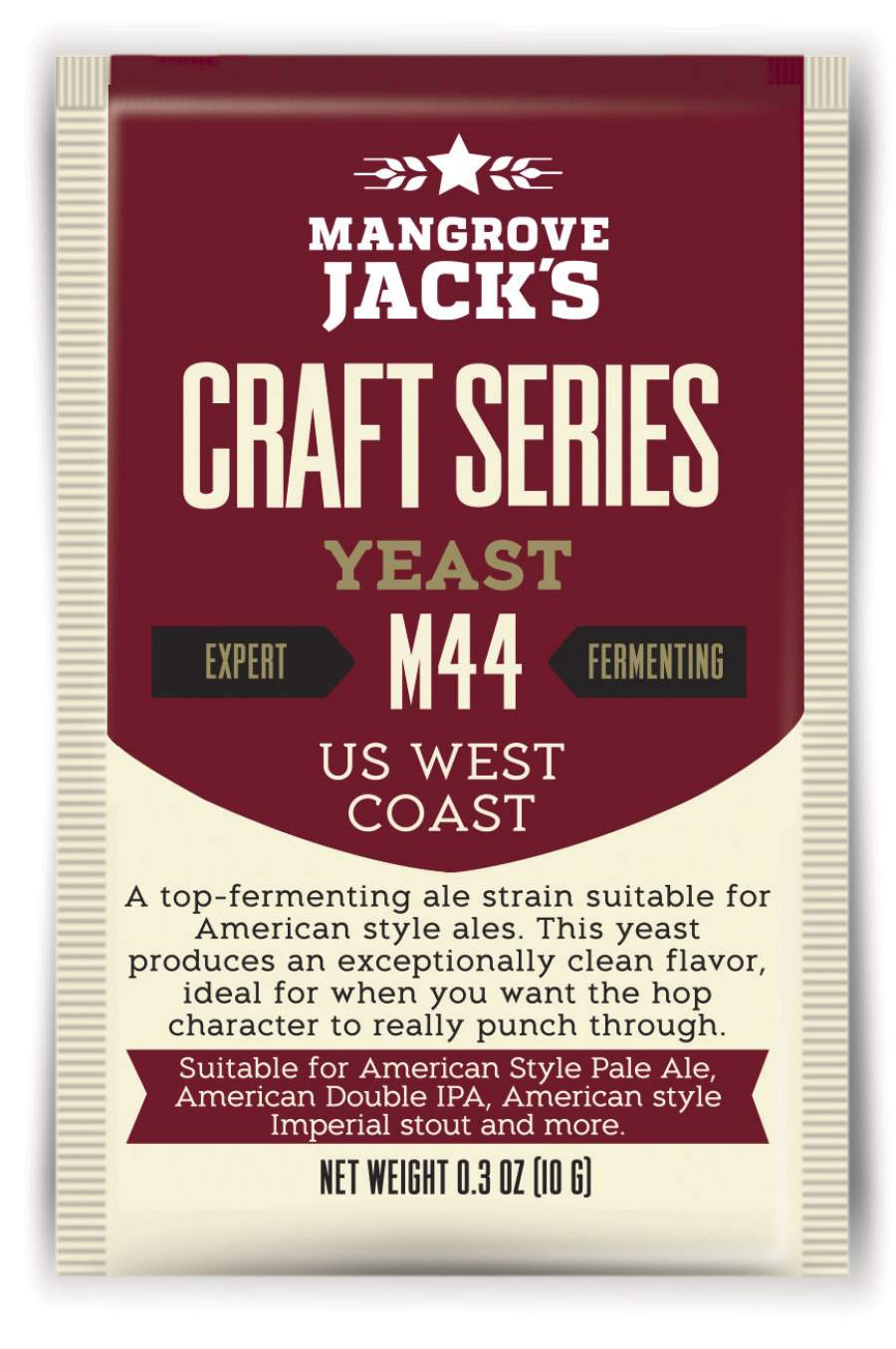 US West Coast M44 - Mangrove Jack's Craft Series - 10 g