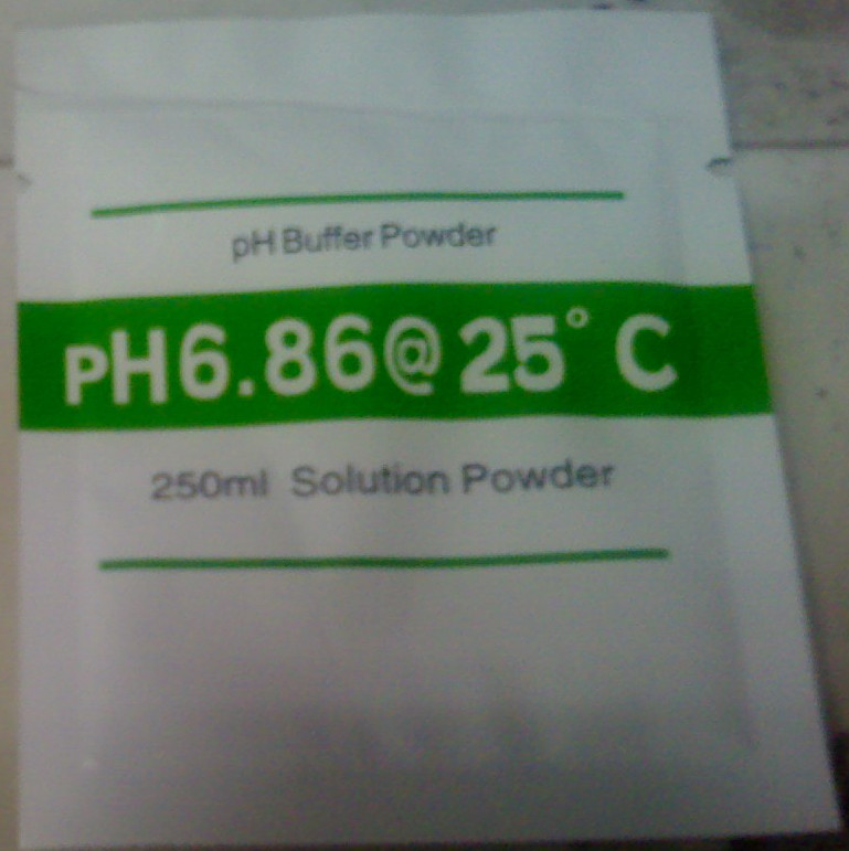6.86 pH Buffer Powder for 250ml solution