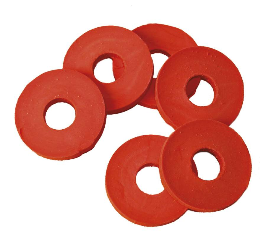 Rubber rings for flip top closure 10p.