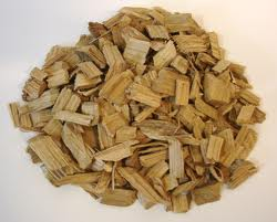 French oak chips - middle toasted , 100gr.