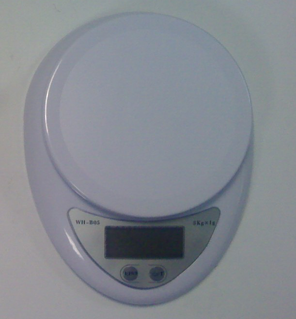 Electronic Scale 5kg.